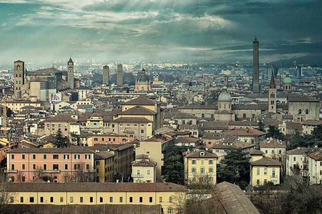 paesaggio bologna